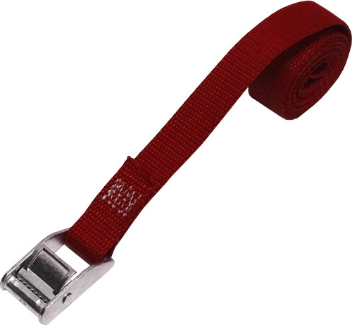 CINCH STRAP 4 FT RED